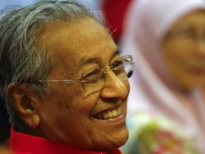 Valget af Mahatir i Malaysia har globale implikationer