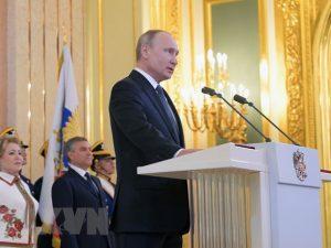Putin udsteder Maj-dekret, som fremlægger mål for politikken frem til 2024