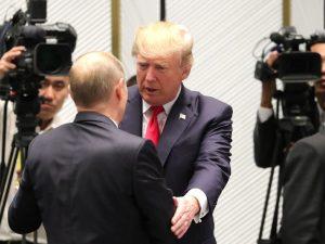 Britisk geopolitik: Fjende af Trump; <br>fjende af Amerika; fjende af fred