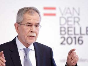 Eurokrater forsøgte også at iscenesætte et kup i Østrig, men mislykkedes