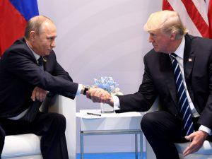 Præsident Trump: Det er godt at komme overens med Rusland og Kina