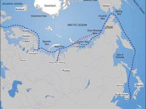 Kina afsætter 10 mia. dollar til den Nordlige <br>Arktiske Rute og tilknyttede projekter
