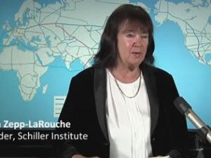 Helga Zepp-LaRouche: <br>Der skrives nu historie i Asien! <br>EU-topmødet må følge Singapores eksempel!