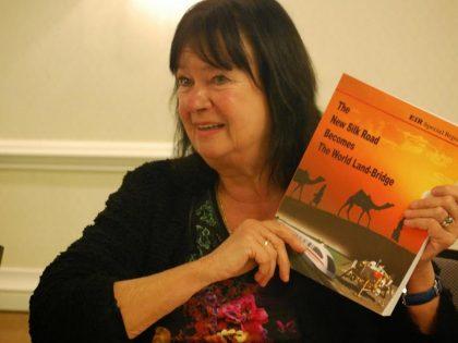 Helga Zepp-LaRouche: <br>»En fælles fremtid for menneskeheden« <br>Introduktion til bind II af <br>rapporten, »Den Nye Silkevej <br>bliver til Verdenslandbroen«