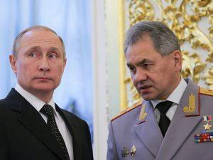 Rusland lægger atomafrustning på bordet til diskussion med USA
