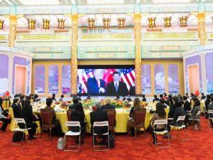 Store forandringer kan blive ved at komme; <br>Trump og Xi kan løse både handel og immigration