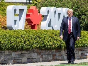 G6, G7 eller G8? <br>Efterkrigstidens britiske imperieverden <br>er hastigt i færd med at disintegrere