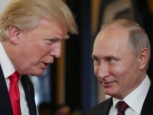 USA's Udenrigsministerium: Præsident Trump ønsker et »konstruktivt engagement« med Putin