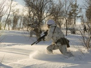 Flere amerikanske marinesoldater på vej til Norge