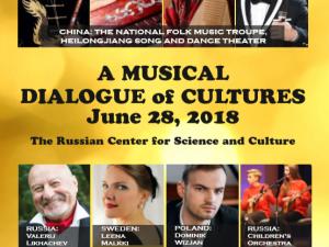 Videoer fra vores musikalske dialog mellem kulturer koncert den 27. juni 2018 i København