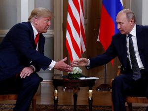 Amerikanere opmuntret af Trumps topmøde med Putin