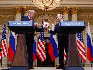 Trump og Putin:<br> det nye paradigme i gang –<br> giver forrædere hysteriske raserianfald