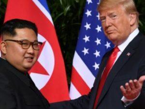 Nye breve mellem Trump og Kim peger hen imod et nummer to møde
