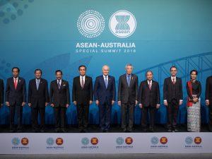 Den amerikanske strategi for 'Indo-Stillehavsområdet' er spildt på ASEAN ved dets møde