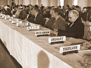Omgivet af mange farer, hold fokus på at muliggøre et 'Nyt Bretton Woods'-system