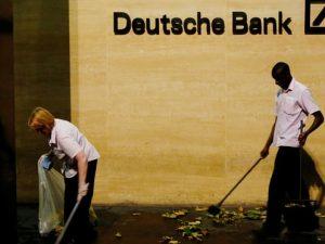 Nogen ønsker at flytte den finansielle kræft fra City of London til Frankfurt