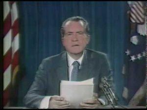 LaRouches opfordring til nyt Bretton Woods: <br>På 47-årsdagen for Nixons fjernelse af dollarens guldstandard