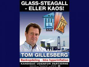 Opdel Danske Bank: Hvad er Glass/Steagall-bankopdeling? Fra arkivet.