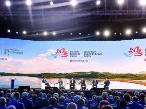 Aftaler til en værdi af 42,07 milliarder dollar er blevet underskrevet på 'Eastern Economic Forum'