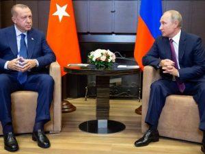 Møde i Sotji om sikkerhed i Syrien