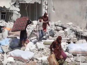 Storbritannien forsvarer al-Qaeda på årsdagen for 11. september! <br>Trump havde ret i at ville forlade Syrien
