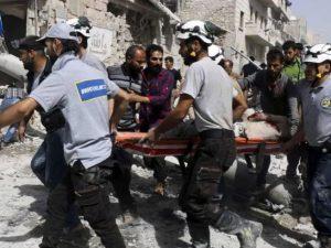 60 nationer deltager i Putins 'Eastern Economic Forum', <br>alt imens Storbritannien forsøger at starte en krig med Rusland i Syrien
