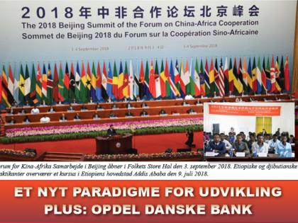 NYHEDSORIENTERING SEPTEMBER-OKTOBER 2018: <BR>Et nyt paradigme for udvikling// <br>Opdel Danske Bank