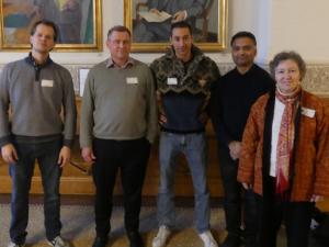 Schiller Instituttes foretræde for Erhvervsudvalget den 22. november 2018