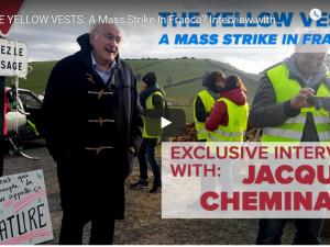De Gule Veste: En generalstrejke i Frankrig? Interview med Jacques Cheminade