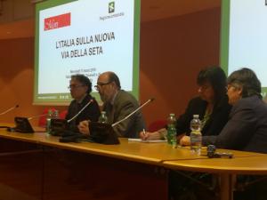 Zepp-LaRouche I Milano: 'Hvad Italien gør lige nu er af den største historiske betydning'