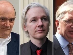 Tre mænd har beviserne, og London er mørklagt