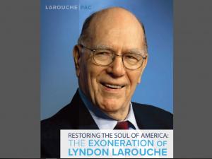 På fredag: Se og hjælp til at omdele den nye dokumentarfilm<br> om at rense Lyndon LaRouches navn