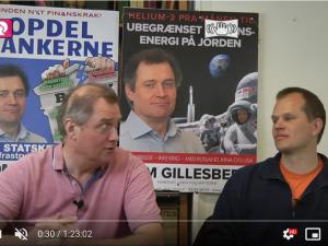 POLITISK ORIENTERING og Schiller Instituttets Venners VALGMØDE med Tom Gillesberg (København) og Hans Frederik Brobjerg (Nordsjælland) den 9. maj 2019