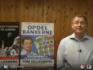 Hvorfor vi skal stemmes ind i Folketinget. Tom Gillesberg kandidat uden for partierne i København <br>fra Schiller Instituttets Venner