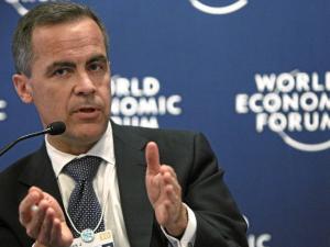 Britisk centralbankdirektør lancerer 'grønne' angreb på USA og på dollaren
