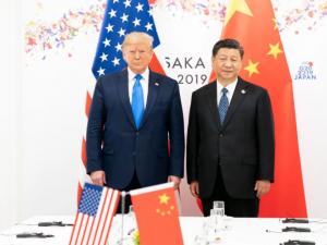 Forholdet mellem USA og Kina