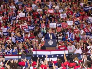 En fuldstændig historisk ændring er blevet iværksat af præsident Trump