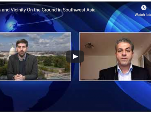 Iran og nærområderne i Sydvestasien: LaRouchePAC interview med Hussein Askary