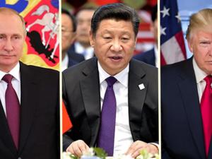 Underskriv opfordringen til præsidenterne Trump, Putin og Xi<br> om at indkalde til et hastetopmøde for at tackle faren for krig