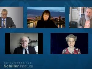 'V-dagen' blev fejret af Schiller Instituttet
