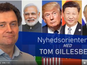 2 min. video: Tom Gillesberg om Schiller Instituttets kommende videokonference d. 27. juni kl. 16