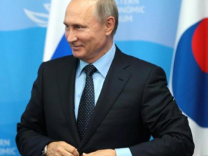 Vladimir Putin: For at undgå 2. verdenskrigs skæbne må P5-lederne mødes