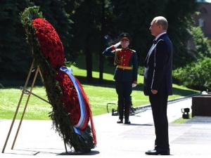 Putins vægtige intervention er mere end blot en historie om 2. Verdenskrig