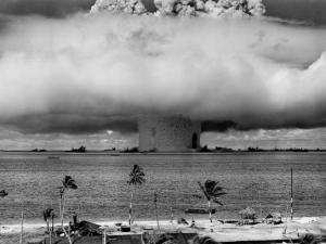 Atomkrig – det uundgåelige emne på alles dagsorden