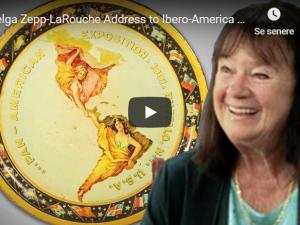 Uddrag af Helga Zepp-LaRouches tale ved Schiller Instituttets spansk-talende videokonference <br> den 15. august 2020: På vej mod et topmøde i september: <br> LaRouche-planen for en ny økonomisk- og sikkerhedsarkitektur for planeten