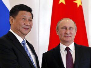 Indlæg af Xi Jinping og Putin på World Economic Forum i Davos