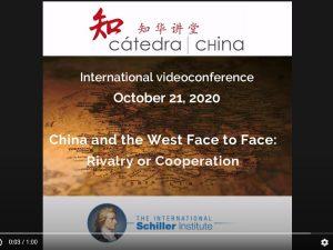 Videokonferencen onsdag den 21. oktobert kl. 16: <br>Kina og vesten ansigt til ansigt: rivalisering eller samarbejde