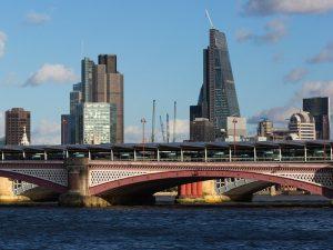 Londons finansielle imperium kan ikke udnævne den amerikanske præsident