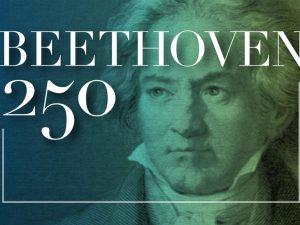 Beethoven 250 år og menneskehedens æstetiske opdragelse