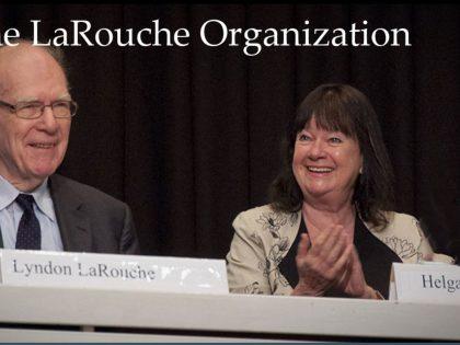 LaRouche-organisationen er grundlagt